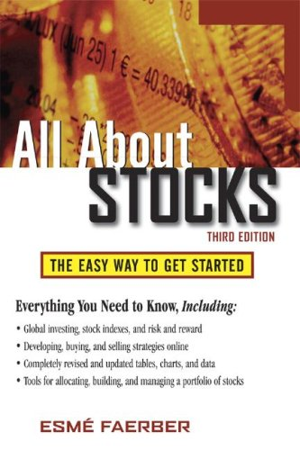 Stocks The Easy Way to Get Started 3rd 2008 edition cover