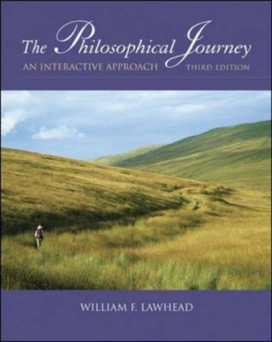 Philosophical Journey An Interactive Approach 3rd 2006 (Revised) edition cover