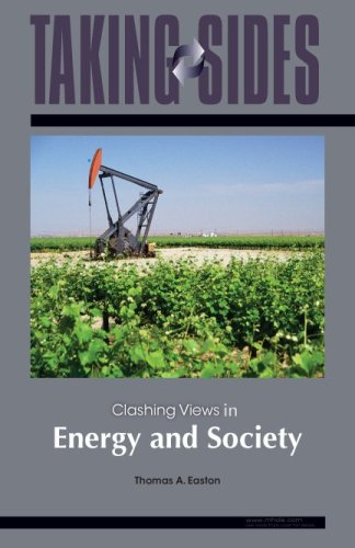 Clashing Views in Energy and Society   2009 edition cover