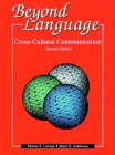 Beyond Language Cross-Cultural Communication 2nd 1993 edition cover