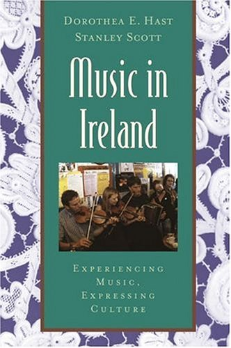 Music in Ireland Experiencing Music, Expressing Culture  2004 edition cover