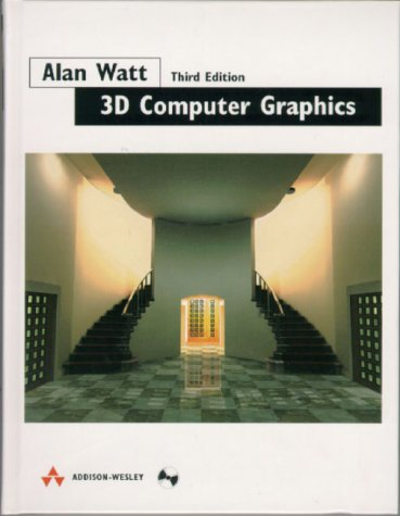 3D Computer Graphics  3rd 2000 (Revised) edition cover