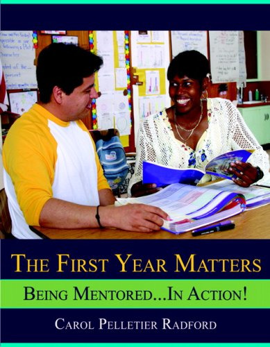 First Year Matters Being Mentored... In Action!  2009 9780205585557 Front Cover