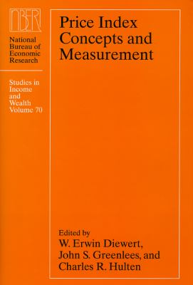 Price Index Concepts and Measurement   2009 9780226148557 Front Cover