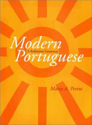 Modern Portuguese A Reference Grammar 2nd 2002 edition cover