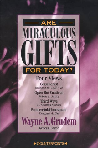 Are Miraculous Gifts for Today   1996 edition cover