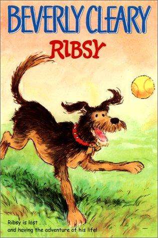 Ribsy   1992 edition cover