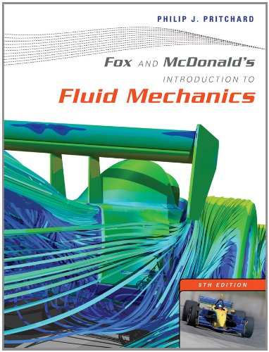Introduction to Fluid Mechanics  8th 2011 edition cover