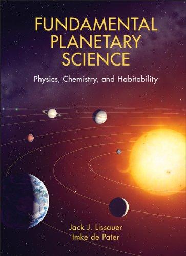 Fundamental Planetary Science Physics, Chemistry and Habitability  2012 edition cover