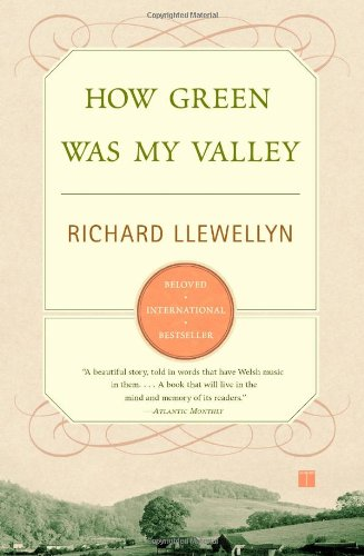 How Green Was My Valley   1997 edition cover