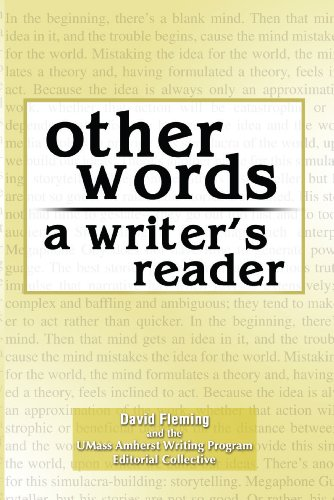 Other Words A Writer's Reader Revised edition cover