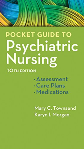 Psychiatric Nursing Assessment, Care Plans, and Medications 10th 2018 (Revised) 9780803660557 Front Cover