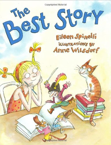 Best Story   2008 edition cover