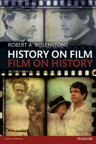 History on Film/Film on History  2nd 2012 (Revised) 9781408282557 Front Cover