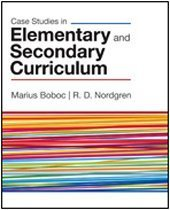Case Studies in Elementary and Secondary Curriculum   2010 edition cover