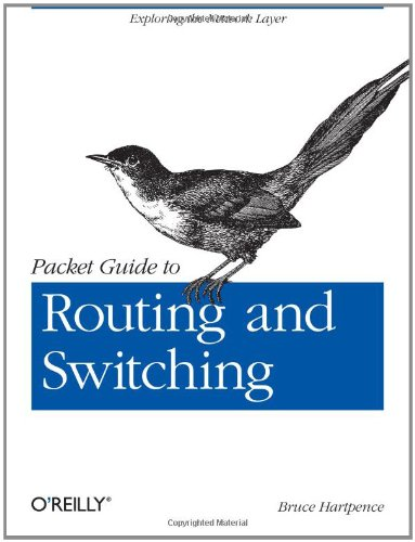 Packet Guide to Routing and Switching   2011 edition cover