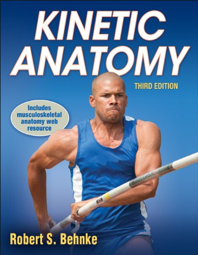 Kinetic Anatomy  3rd 2012 edition cover