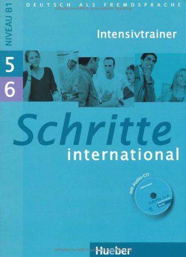 SCHRITTE INTERNATIONALE LVL.5/6-WKBK. N/A edition cover