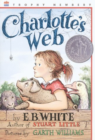 Charlotte's Web   1980 9780064400558 Front Cover