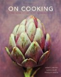 On Cooking  5th 2015 (Revised) 9780133458558 Front Cover