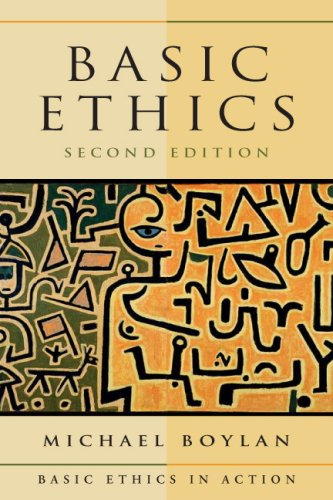 Basic Ethics  2nd 2009 edition cover
