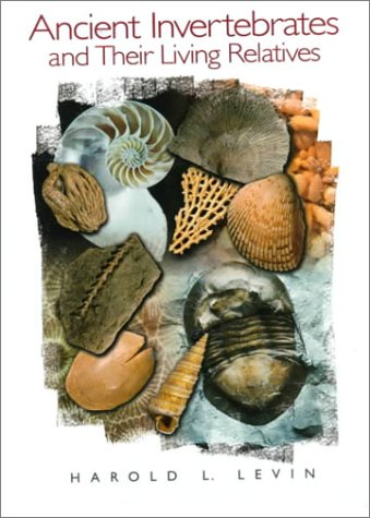 Ancient Invertebrates and Their Living Relatives   1999 edition cover