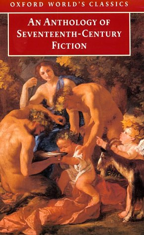 Anthology of Seventeenth-Century Fiction   1991 edition cover