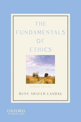 Fundamentals of Ethics  2nd 2012 edition cover