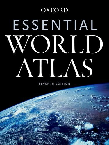 Essential World Atlas  7th 2012 edition cover