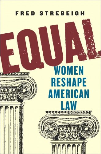 Equal Women Reshape American Law  2009 edition cover