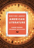 Writing about American Literature   2014 edition cover
