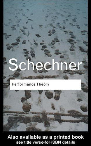 Performance Theory  2nd 2003 edition cover