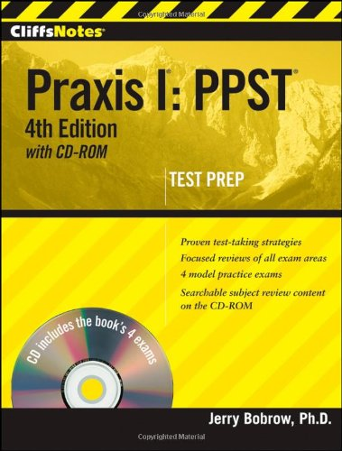 Praxis I  4th 2010 edition cover
