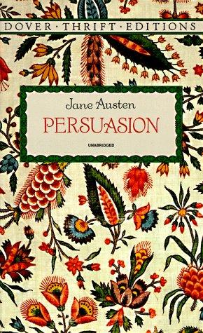 Persuasion   1997 (Reprint) edition cover