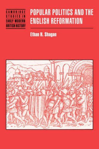 Popular Politics and the English Reformation   2002 edition cover