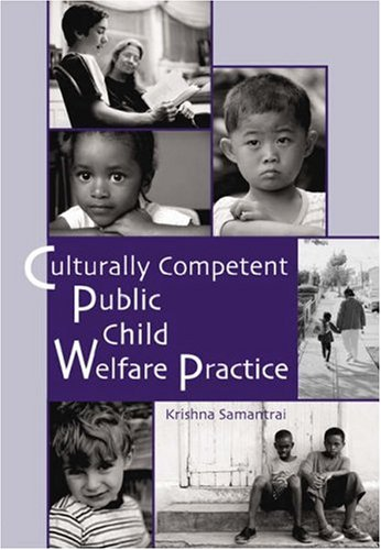 Culturally Competent Public Child Welfare Practice  1st 2004 edition cover