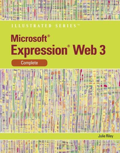 Microsoft� Expression Web 3   2011 edition cover