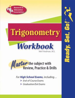 Trigonometry  Workbook  9780738604558 Front Cover
