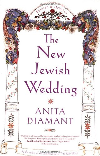 New Jewish Wedding   2001 (Revised) edition cover