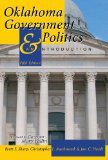 Oklahoma Government and Politics An Introduction 5th 2012 (Revised) edition cover