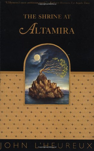 Shrine at Altamira  N/A edition cover