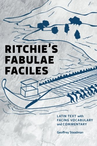 RITCHIE'S FABULAE FACILES               N/A edition cover