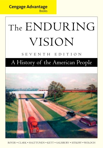 Enduring Vision  7th 2012 edition cover