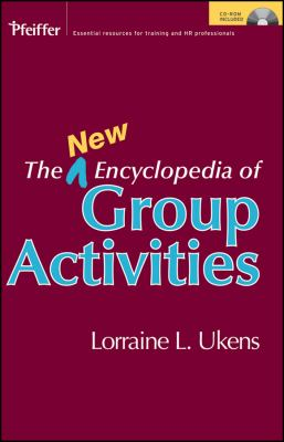New Encyclopedia of Group Activities   2004 edition cover