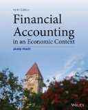 Financial Accounting in an Economic Context:   2013 edition cover