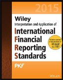 Wiley Ifrs 2015: Interpretation and Application of International Financial Reporting Standards  2015 9781118889558 Front Cover