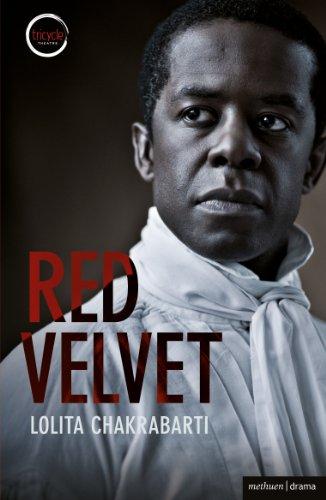 Red Velvet   2012 edition cover