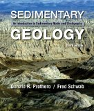 Sedimentary Geology  3rd 2014 (Revised) edition cover