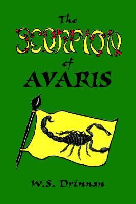 Scorpion of Avaris   2001 9781552128558 Front Cover