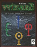 Fantasy Wizard Card Game The Ultimate Fantasy Game of Trump!  2010 edition cover